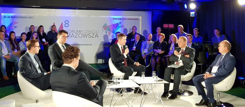 8. Forum Rozwoju Mazowsza