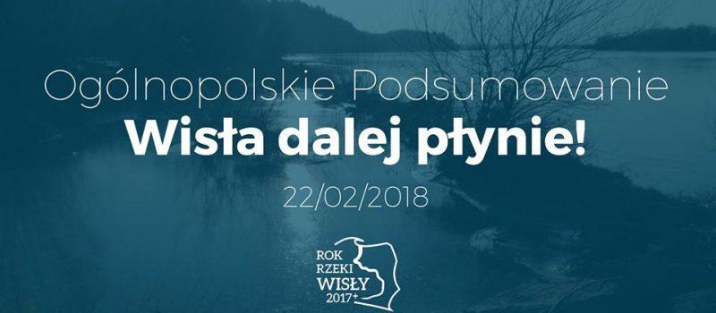 Ogólnopolskie Podsumowanie Roku Rzeki Wisły