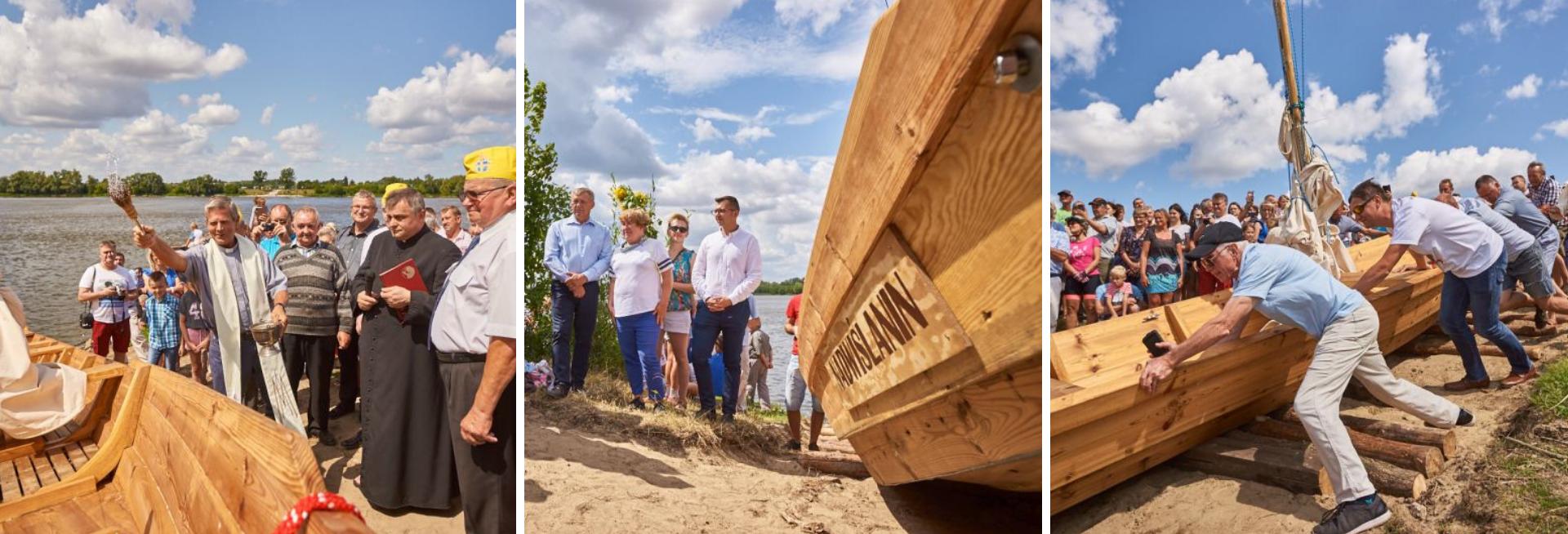 Zbudowaliśmy łódź marzeń!