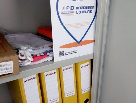 FIO – Mazowsze Lokalnie – projekt w realizacji