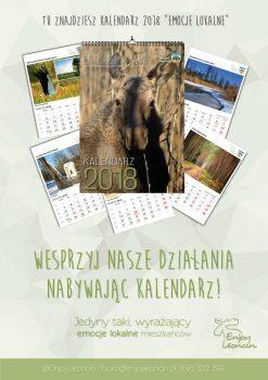 Pierwsza edycja kalendarza EMOCJE LOKALNE