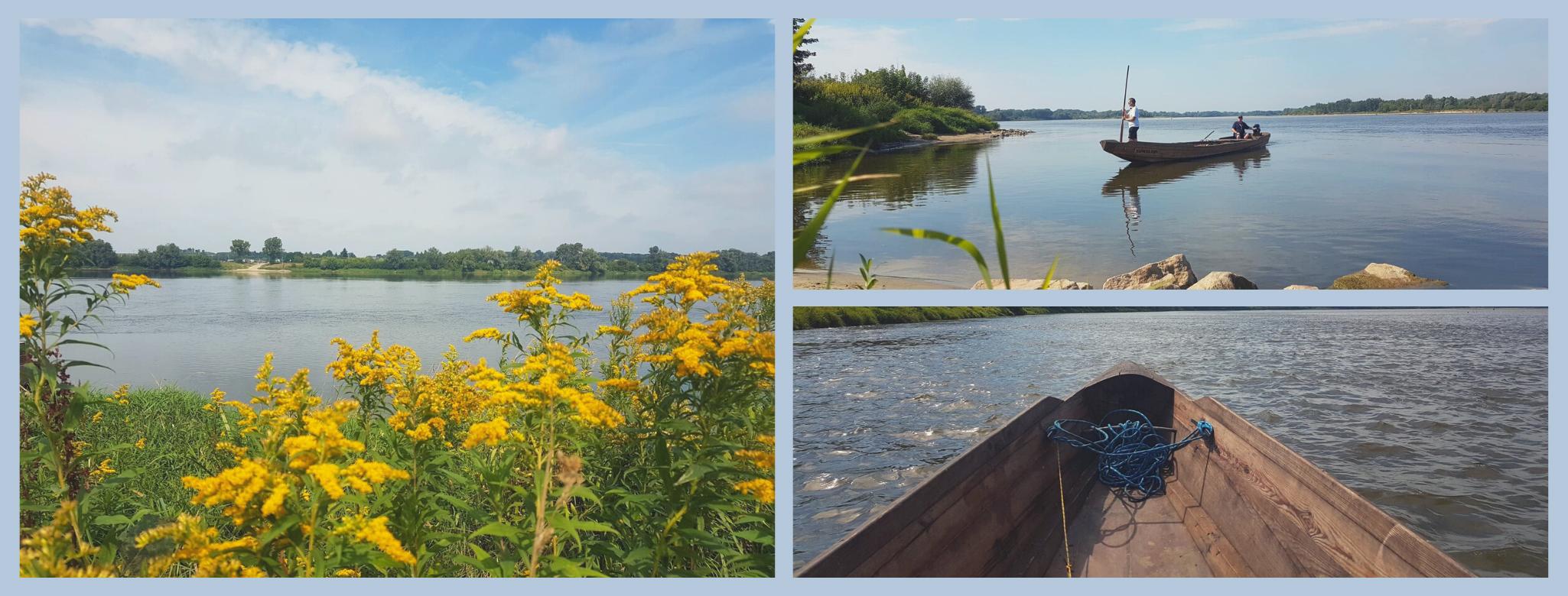 22 i 23 sierpnia pływaliśmy po Wiśle!