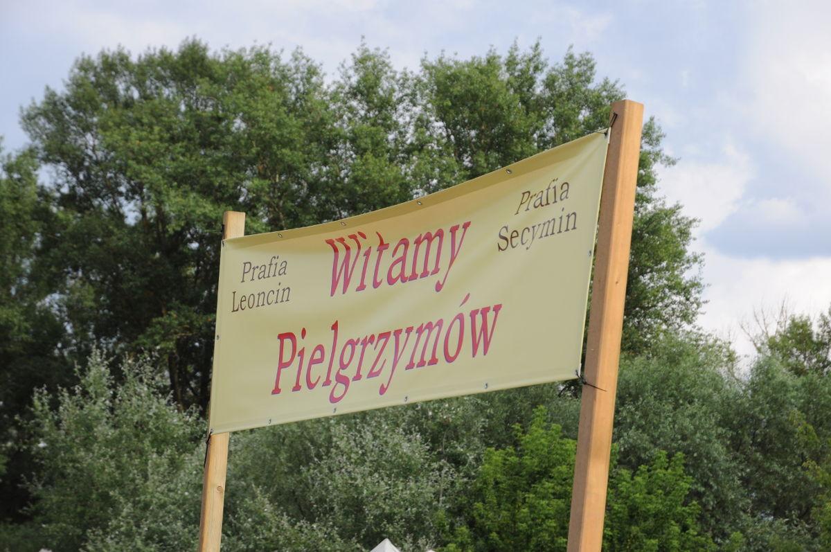 Witamy Rzeczną Pielgrzymkę Świętego Zygmunta